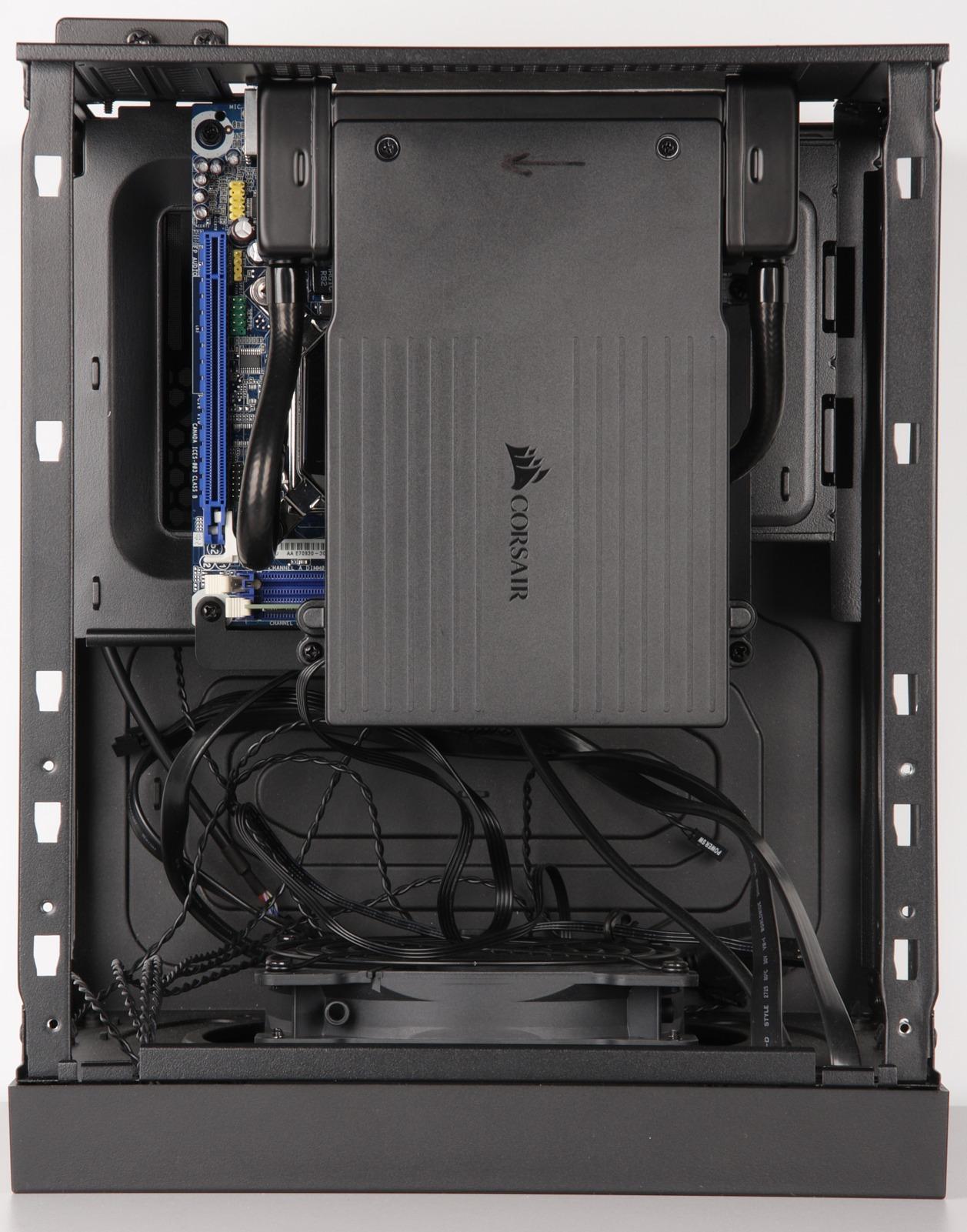 Система жидкостного охлаждения Corsair Hydro Series H5 SF