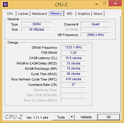 Четырехканальные комплекты памяти DDR4
