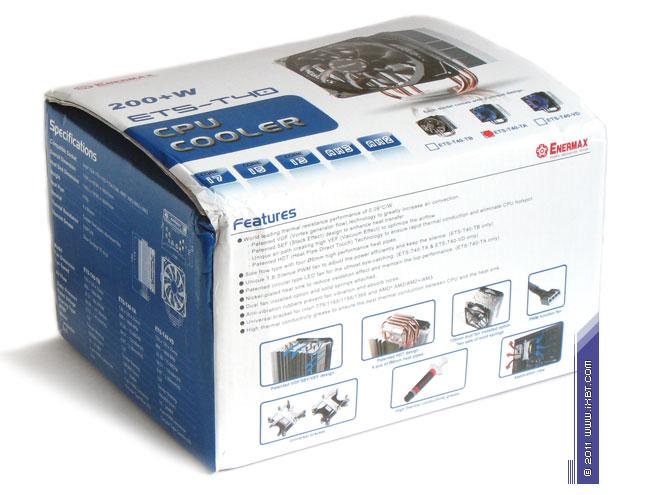 Кулер Enermax ETS-T40-TA