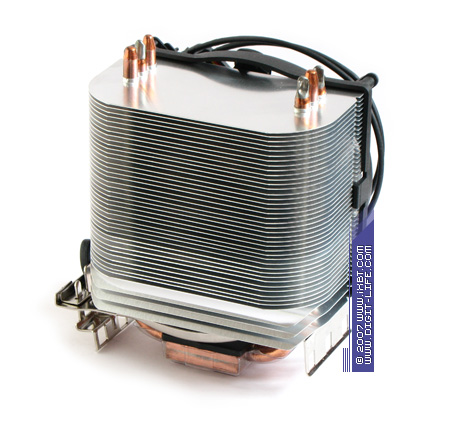 Ixbt Labs Mid End Heatpipe Cooler Shootout