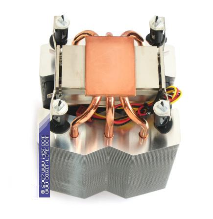 Кулер Scythe Katana 3 CPU Cooler White box SCKTN-3000I (Intel Socket 775/1156/1366)