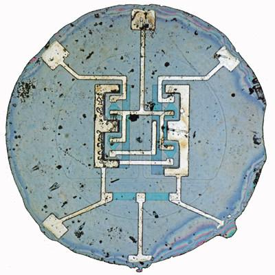 микросхемы (1960 г.