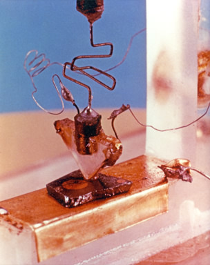 контактно транзисторная.