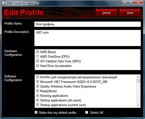 iXBT Labs - AMD Phenom II X4 940 Black Edition - Page 3: RADEON 4890