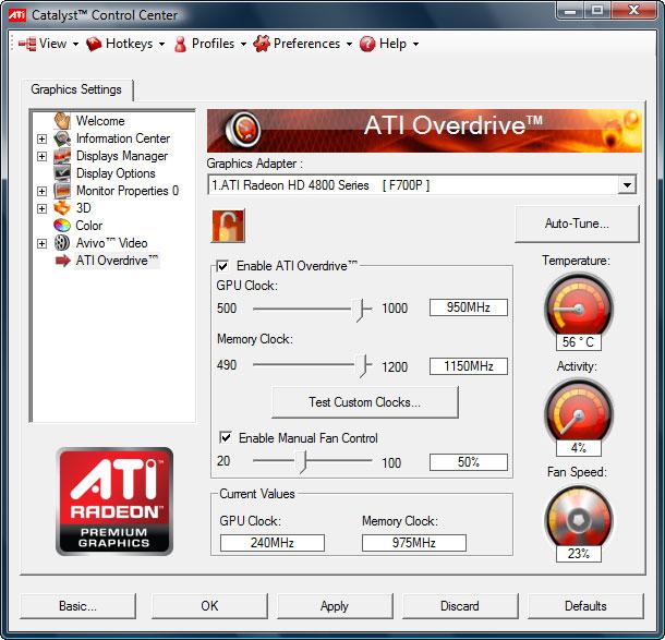 iXBT Labs - AMD Phenom II X4 940 Black Edition - Page 3: RADEON 4890