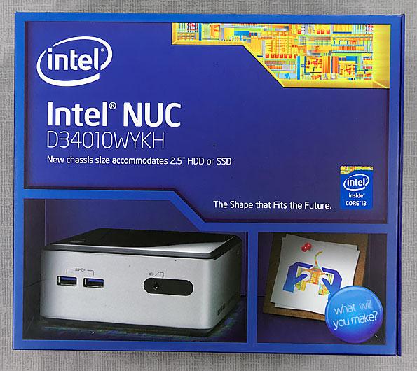 Download Driver Intel Nuc D34010wykh