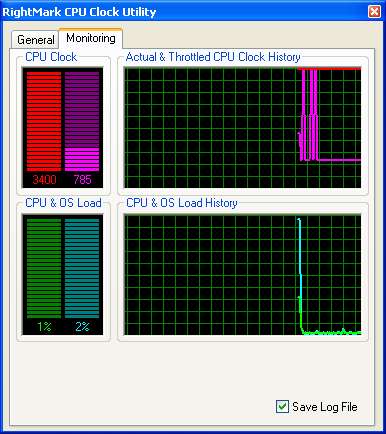 Performance and Power Consumption Control Features in Intel
