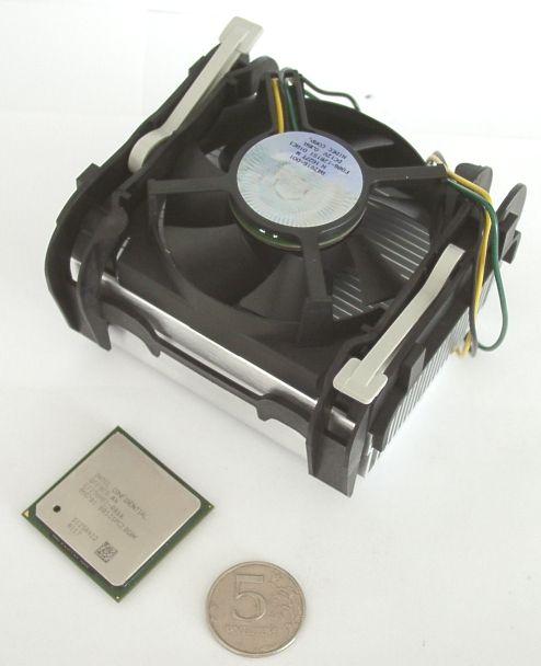 """7Wolf. ������ """"Intel Pentium 4-2.53 � 2.4B GHz ( Alexander )"""""""
