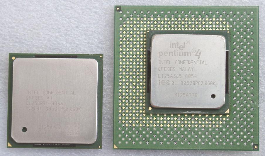 Картинки по запросу Intel Pentium 4 Willamette