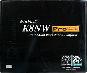 LEADTEK Motherboard WinFast K8NFX(Pro)/K8NW(Pro) Drivers for Windows Mac