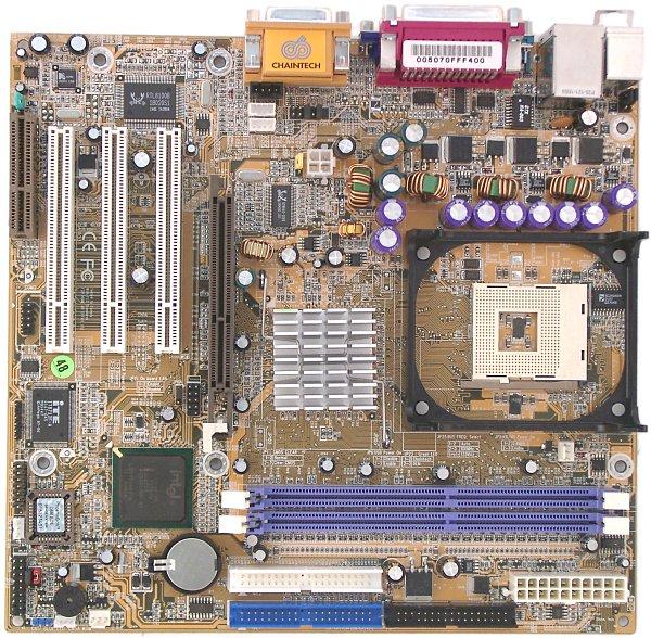 Intel s i845 (SDRAM) Chipset