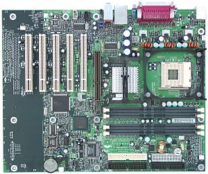 Intel D850EMV2 Windows Vista 64-BIT