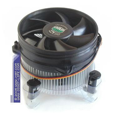 Budget Coolers For LGA775 Platform