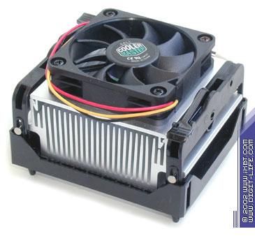 Cooler Master DI4-6H52B socket 478 aluminium!