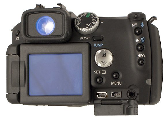 Обзор цифрового фотоаппарата Canon PowerShot Pro 1.