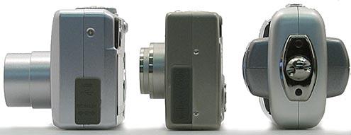 Pentax Canon Nikon