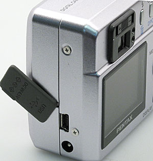 Pentax Optio 330 RS