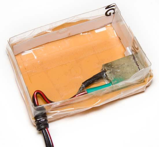 Изготовление адаптера, форма из пластика