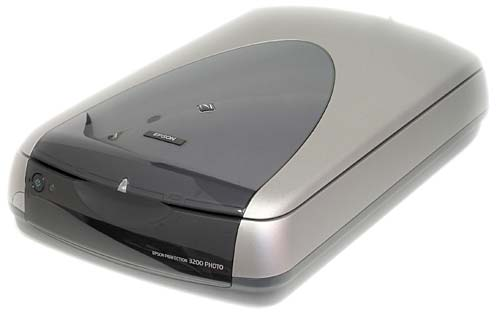 Epson Perfection 3200 Photo