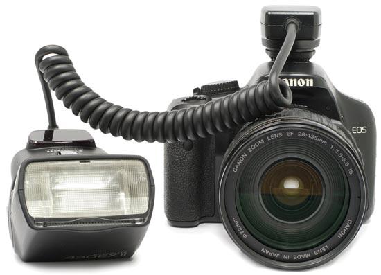Синхронизация камеры и вспышки