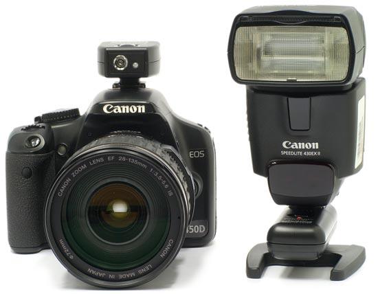 Камера и вспышка