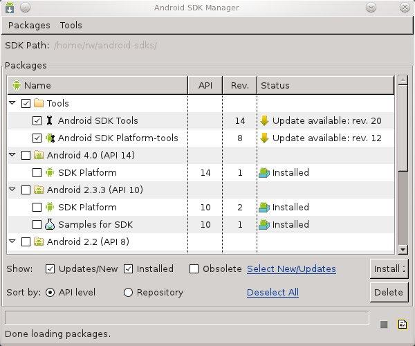 java архив для sony ericson: