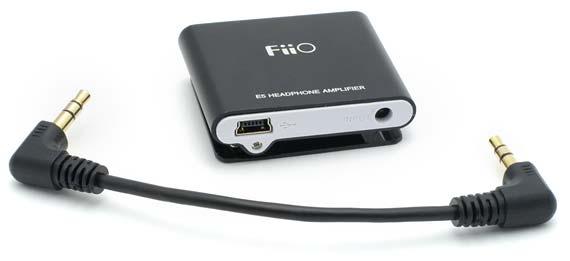 Усилитель FIIO E5