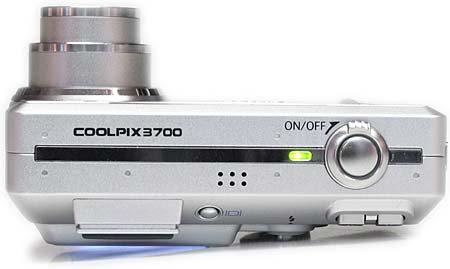 Nikon Крышка батарейного отсека BL-3