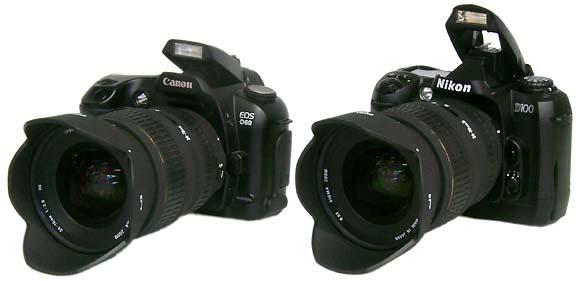 nikon d100 canon eos d60 and sigma lens 24 70 mm f 2 8 ex dg rh ixbtlabs com manual nikon d7000 manual nikon d5100