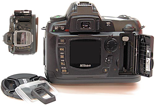 Nikon D70 D70 Nikon