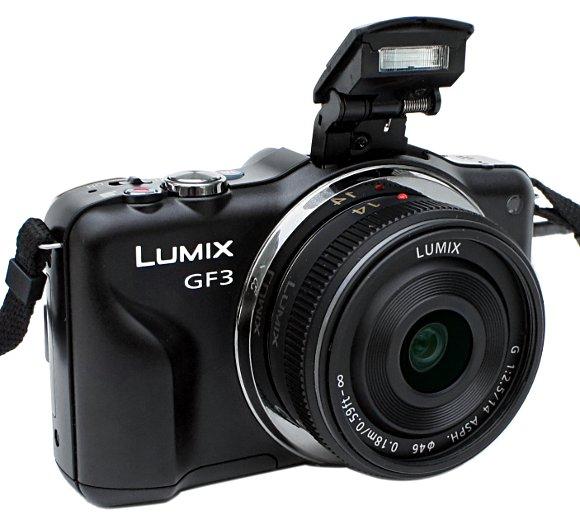 Ferra.ru - Обзор беззеркального фотоаппарата Panasonic Lumix GF3