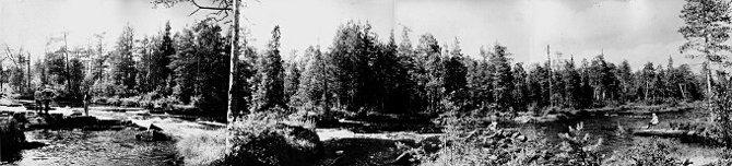 Река Беломорская Шуя