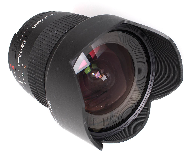 Объектив Samyang Olympus 4/3 MF 35 mm F/1.4