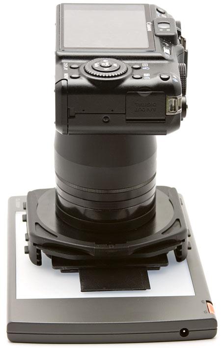 Камера - сканер