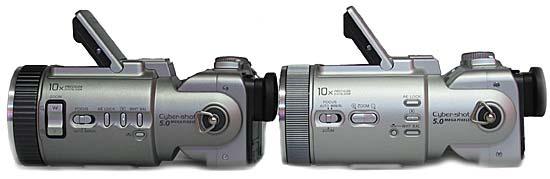 Sony DSC F707 F717
