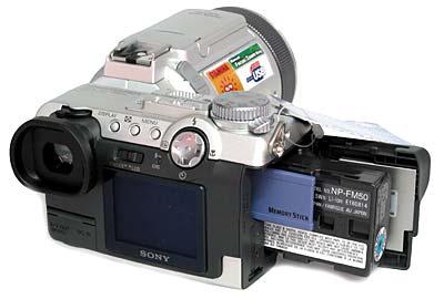 Sony DSC F707