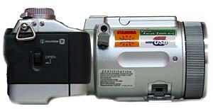 Sony Cyber-Shot DSC F717