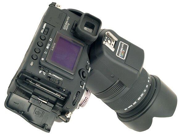 DSC-F828