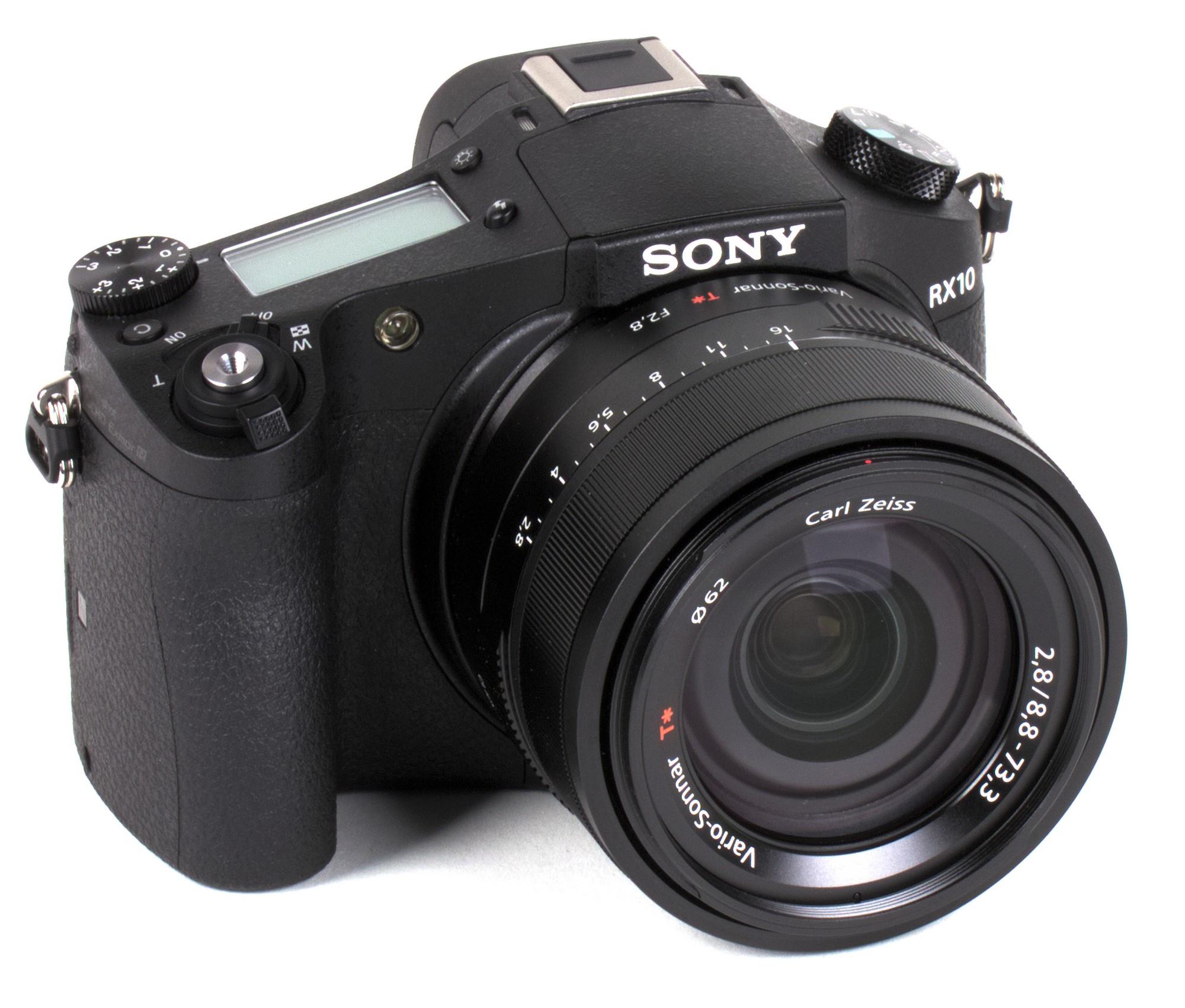 Sony Cyber-shot DSC RX10