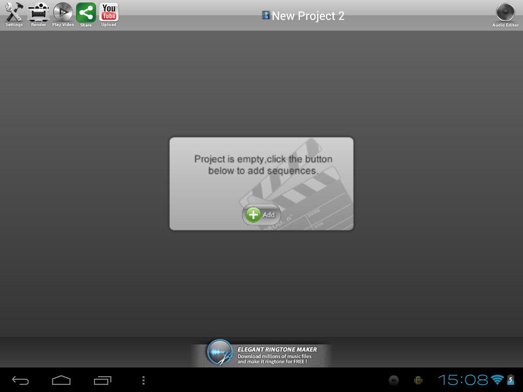Программа для обрезки видео на андроид
