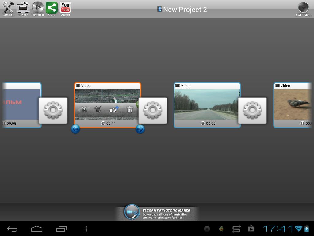 Скачать программу для ускорения видео на андроид