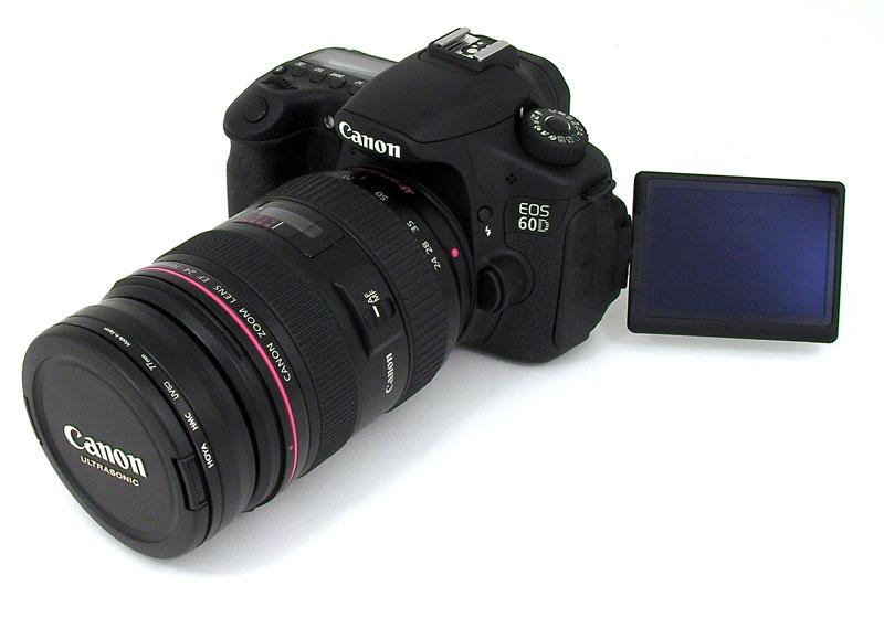 Зеркальная фотокамера Canon EOS 60D: любитель с претензией. Cтатьи, тесты, обзоры