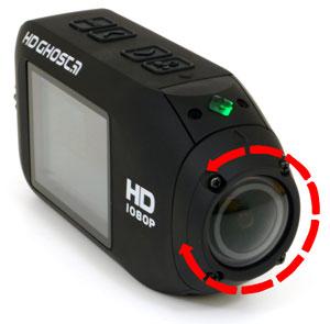 Экшн-видеокамера Drift HD Ghost