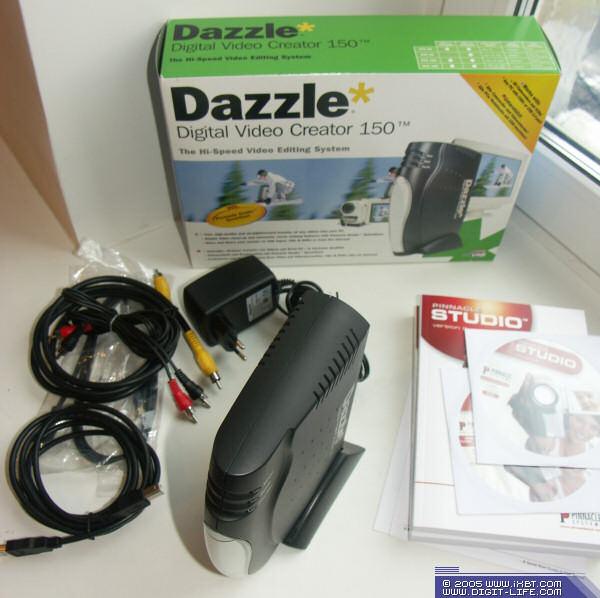 driver dazzle dvc 120