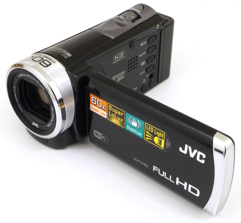 Скачать драйвера для камеры jvc everio hdd