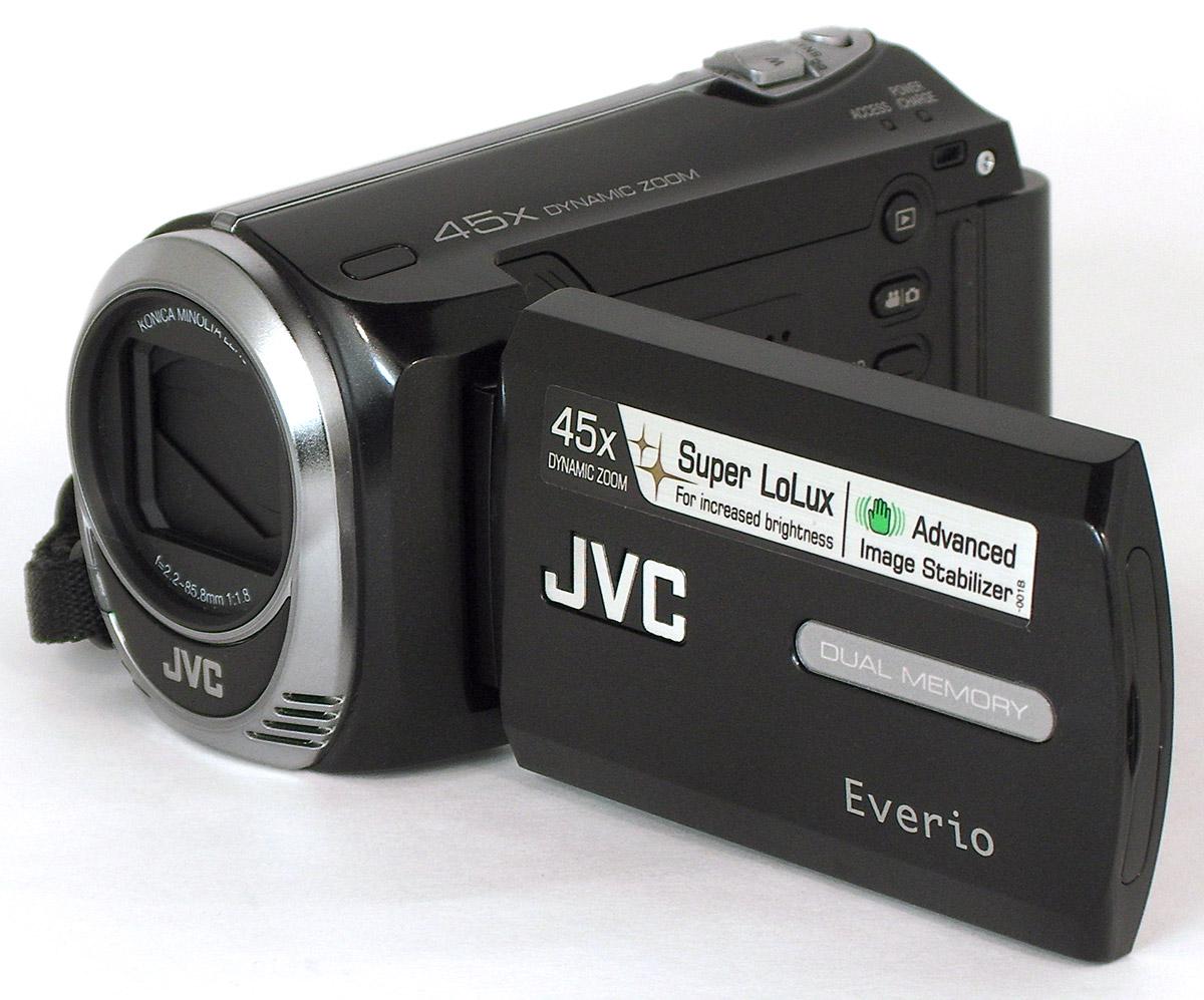 Инструкции к видеокамере jvc