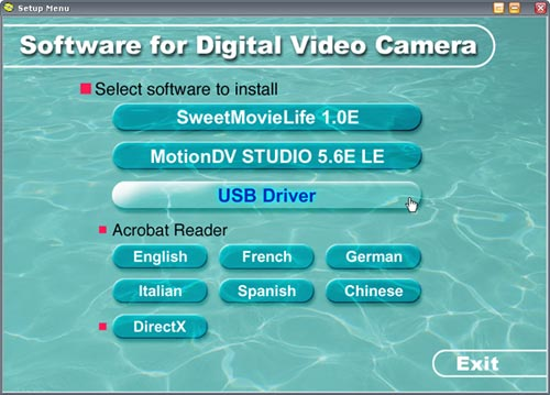 Panasonic Nv gs70 Usb Driver