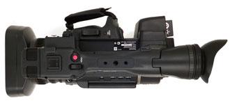 Профессиональный камкордер Panasonic AG-AC160