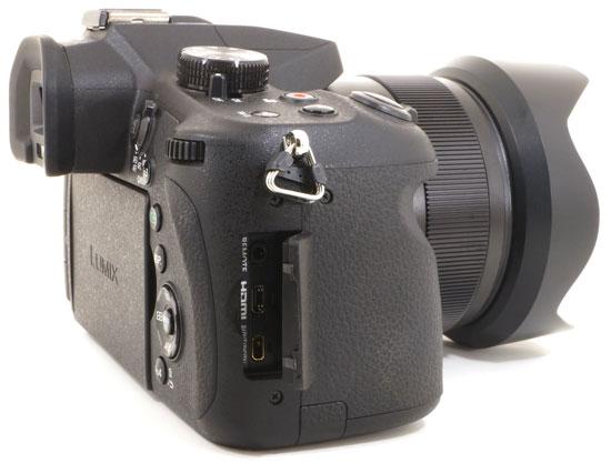 Видеосъемка фотоаппаратом Panasonic DMC-FZ1000