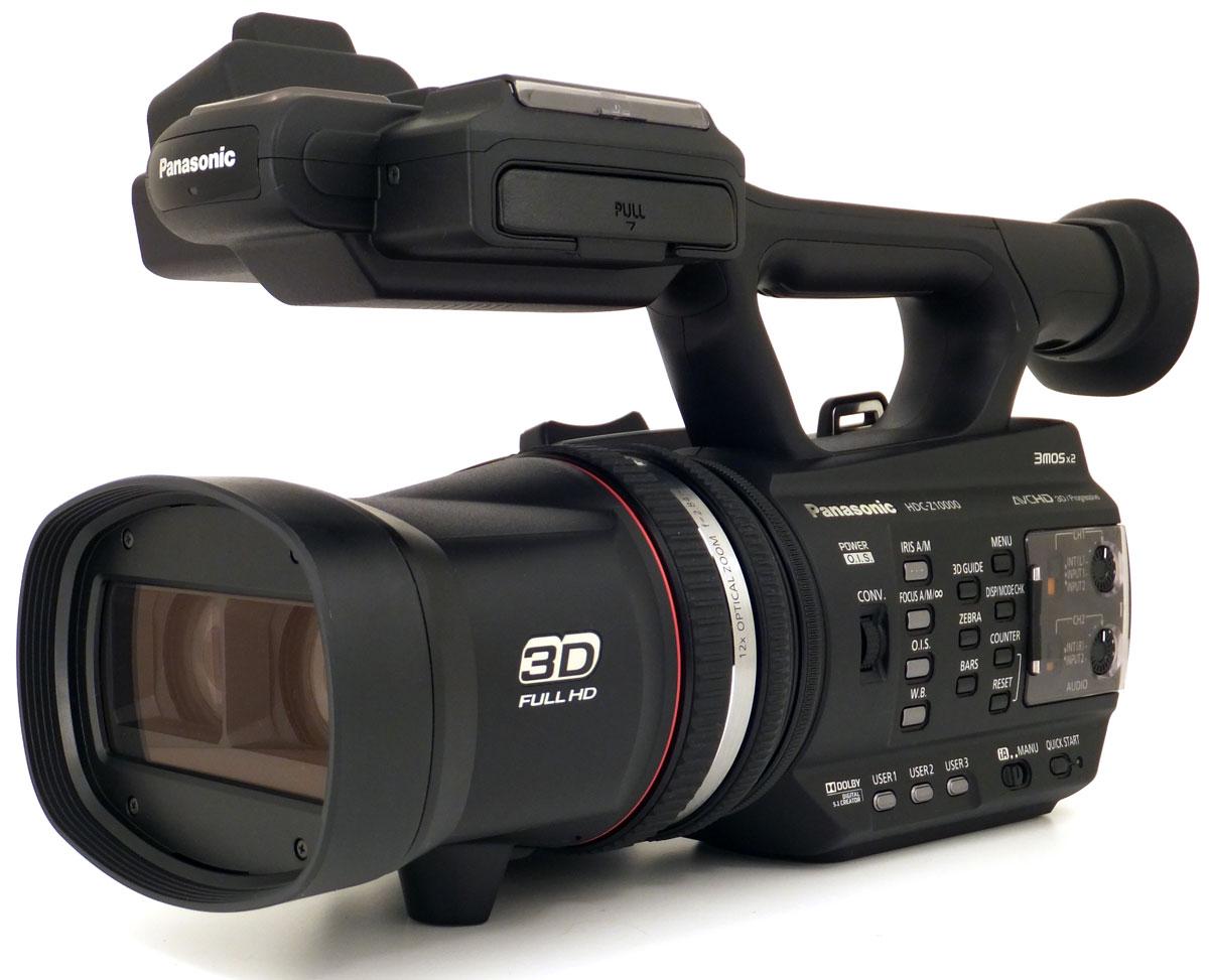 D Видеокамера цифровая Panasonic HDC-SDT75 EE
